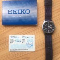 Seiko 5 Sports Stahl 42mm Blau Deutschland, Hamburg