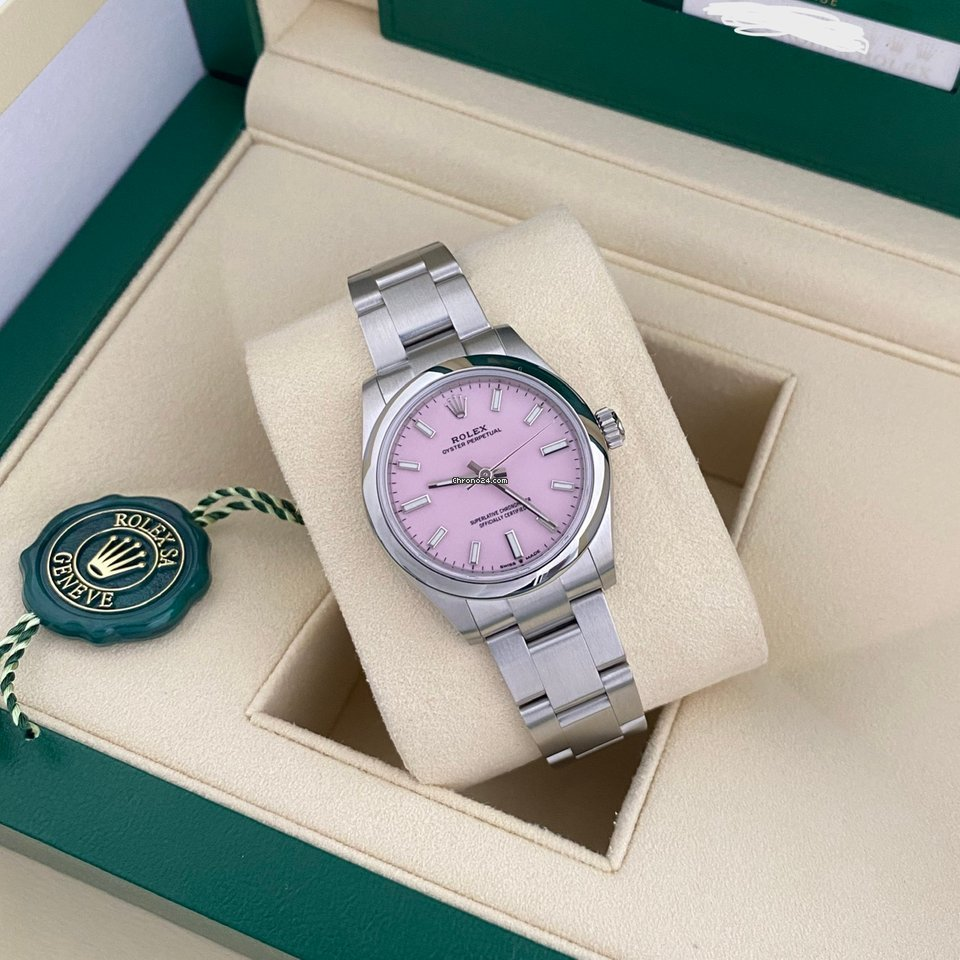 Rolex Oyster Perpetual 31 277200 2020 nuevo