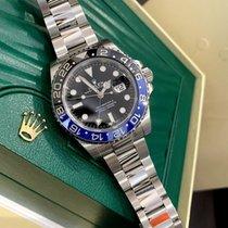 Rolex GMT-Master II Сталь 40mm Черный Россия, Санкт-Петербург