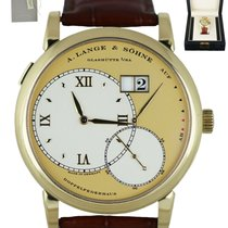 A. Lange & Söhne Grand Lange 1 Yellow gold 41mm Roman numerals United States of America, New York, Smithtown