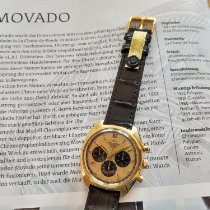 Movado Datron Geelgoud 37,5mm Goud Geen cijfers