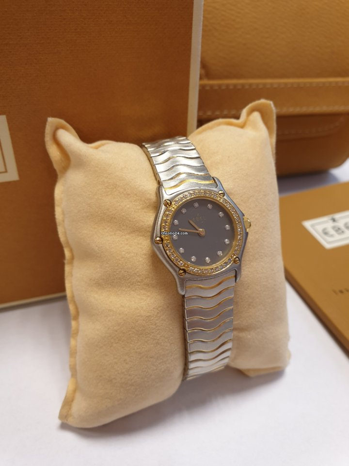 Ebel Classic 1057902 pre-owned