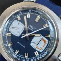 BWC-Swiss Steel 45mm Manual winding 951014 pre-owned