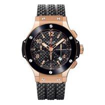 Hublot Big Bang 41 mm new 2020 Automatic Chronograph Watch with original box and original papers 341.PB.131.RX