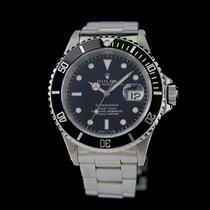 Rolex 16610 Stahl 1993 Submariner Date 40mm gebraucht Deutschland, Rosenheim
