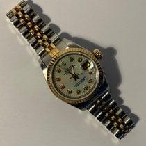 Rolex Lady-Datejust Or/Acier 26mm Gris Sans chiffres France, Orléans