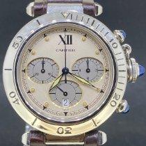 Cartier Pasha 4030 2000 подержанные