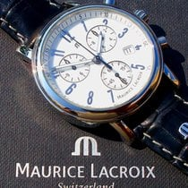Maurice Lacroix Les Classiques Chronographe LC1038 gebraucht