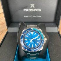 Seiko Prospex Steel 43.8mm Blue No numerals United States of America, Ohio, Plain City