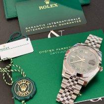 Rolex Datejust II 126300 Wimbledon Dial 2020 neu