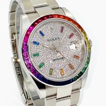 Rolex Datejust neu 2018 Automatik Uhr mit Original-Box und Original-Papieren 126334