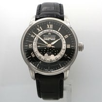 Maurice Lacroix Masterpiece Phases de Lune Steel 40mm Black Roman numerals United States of America, California, Sherman Oaks