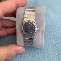 Omega Constellation Steel 25.5mmmm Grey No numerals United States of America, California, Mission viejo