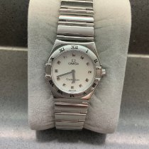Omega Constellation Steel 25.5 mmmm Mother of pearl No numerals United States of America, California, Mission viejo