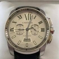 Cartier Calibre de Cartier Chronograph W7100046 2019 occasion