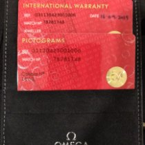 Omega Speedmaster Professional Moonwatch Steel 42mm Black No numerals Malaysia, Seri Kembangan