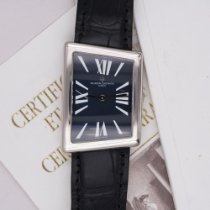 Vacheron Constantin 1972 White gold 37mm Blue
