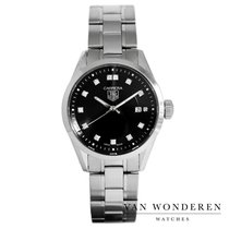 TAG Heuer Carrera Lady Staal 27mm Zwart Nederland, Purmerend