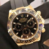 Rolex Daytona Yellow gold 40mm Black No numerals Malaysia, KUALA LUMPUR