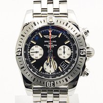 Breitling Chronomat 41 Steel 41mm Black United States of America, Illinois, BUFFALO GROVE