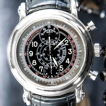 Franck Muller pre-owned Automatic 39mm Black Sapphire crystal