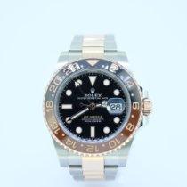 Rolex GMT-Master II Gold/Steel 40mm Black No numerals United Kingdom, Newcastle Upon Tyne