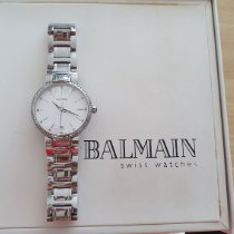 Pierre Balmain Steel 38mm Quartz b4355.33.16 pre-owned