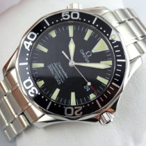 Omega 22545000 Steel 2009 Seamaster Diver 300 M 41mm pre-owned