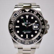 Rolex GMT-Master II 116710LN 2012 neu