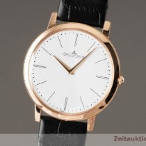 Jaeger-LeCoultre Master Ultra Thin Or rouge 39mm Blanc