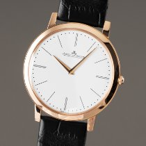 Jaeger-LeCoultre Master Ultra Thin 120.2.79 Very good Red gold 39mm Manual winding