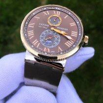 Ulysse Nardin Marine Chronometer 43mm 265-67-3/45 2013 подержанные