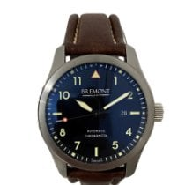 Bremont Steel Automatic Solo pre-owned United Kingdom, Manchester