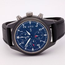 IWC Pilot Chronograph Top Gun IW378901 378901 2008 pre-owned