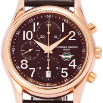 Frederique Constant Vintage Rally Rose gold 43mm