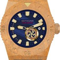 Nethuns Bronze 45mm Automatic SAB302 Nethuns Sub-Abyss Bronze new