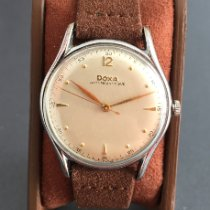 Doxa occasion Remontage manuel 37mm