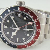 Tudor Black Bay GMT Steel 41mm Black No numerals United States of America, Illinois, Buffalo Grove