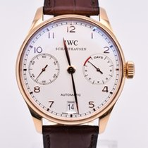 IWC IW500113 Oro rosa Portuguese Automatic 42.3mm usados