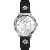 Versace 36mm Quartz VEVE00119 new