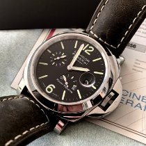 Panerai Luminor Power Reserve Steel 44mm Black Arabic numerals United States of America, Florida, Miami