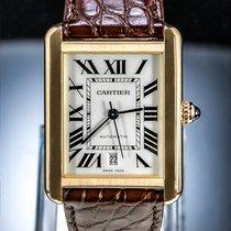 Cartier Zlato/Ocel 40.85mm Automatika W 5200026 použité