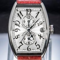 Franck Muller Master Banker 5850 MB Very good Steel 38mm Automatic