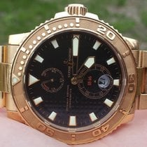 Ulysse Nardin Maxi Marine Diver Rose gold Black United States of America, California, irvine