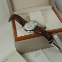 Jaeger-LeCoultre Master Compressor (submodel) Steel 41mm Silver No numerals United States of America, Texas, Houston