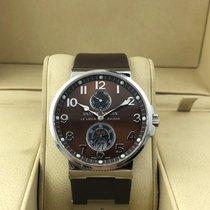 Ulysse Nardin Marine Chronometer 41mm 263-66-3/625 pre-owned