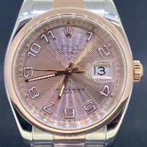 Rolex Datejust 116201 2008 pre-owned