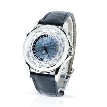 Patek Philippe World Time 5130P-001 Very good Platinum 39.5mm Automatic United Kingdom, London