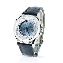 Patek Philippe 5130P-001 Platine 2008 World Time 39.5mm occasion