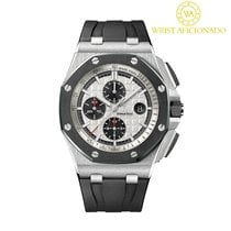 Audemars Piguet 26400SO.OO.A002CA.01 Steel 2013 Royal Oak Offshore Chronograph 44mm new United States of America, New York, New York